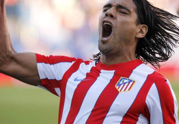 Radamel Falcao se va al Mónaco por 60 millones, reportan