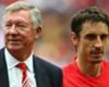 Ferguson backs Neville for success