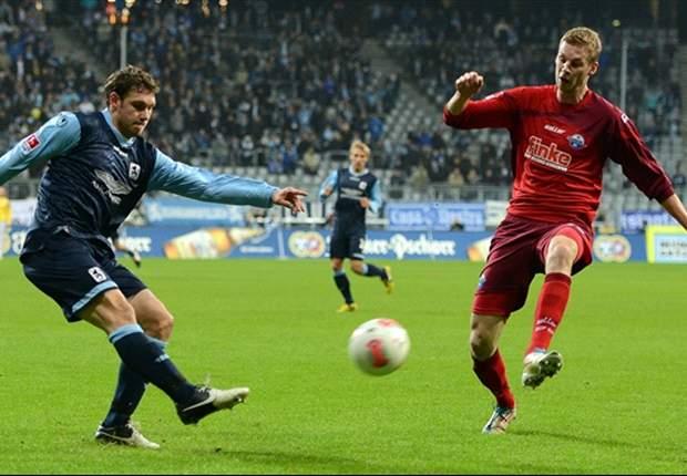 Lautern patzt gegen Regensburg, 1860 beendet Paderborner Serie