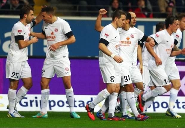 Mainz beschert Frankfurt erste Heimniederlage - Tuchel lobt Youngster Parker