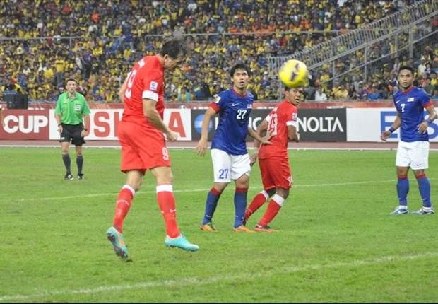 Nike Match Report: อินโดนีเซีย 1 - 0 สิงค์โปร์ อิเหนาชนะหืดจับ