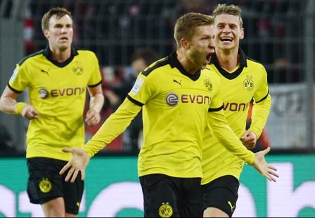 ALL - Le Bayern et l'étape Dortmund