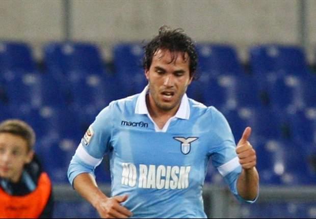 El Tata Gonzalez aspetta una chiamata da Lotito: dopo il goal all'Udinese e il posto di titolare fisso vuole il ritocco dell'ingaggio