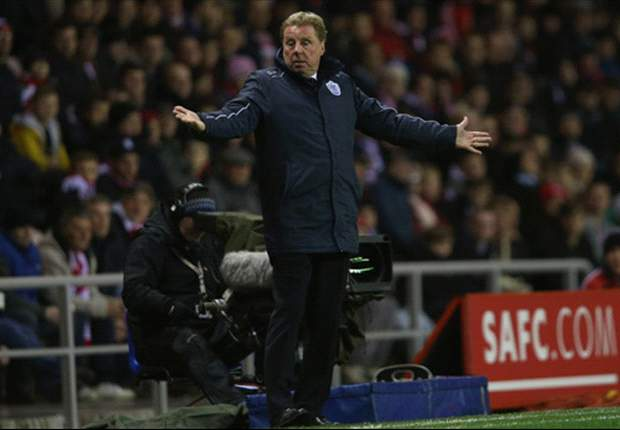 'We need wins' - Redknapp frustrated by QPR progress after third successive draw