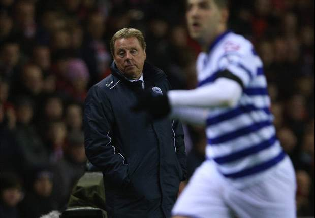 Redknapp targets home form to inspire QPR survival