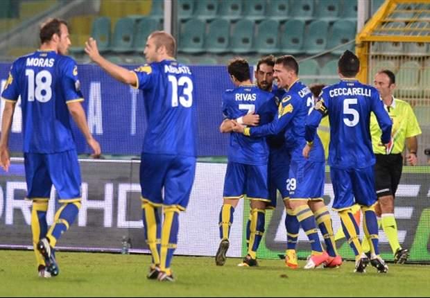 Verona Singkirkan Palermo Di Coppa Italia