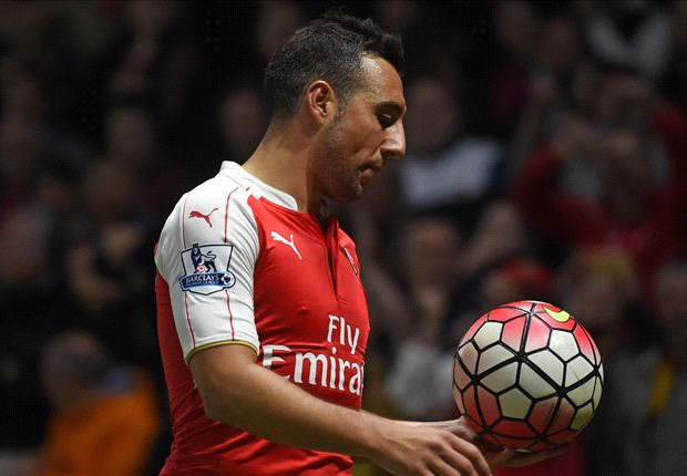 TEAM NEWS: Cazorla & Ozil return for Arsenal as Rosicky & Walcott miss out - Goal.com