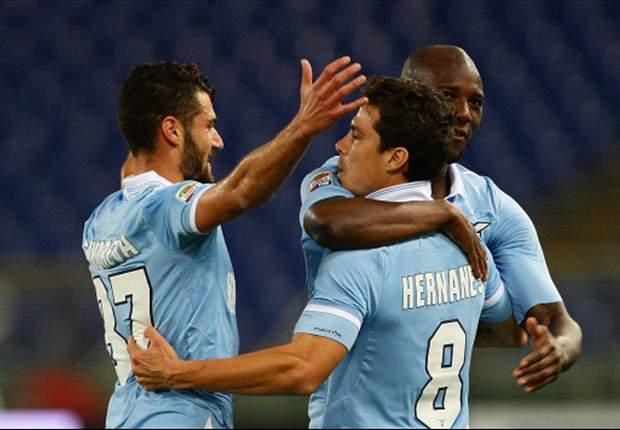 Lazio Bungkam Udinese