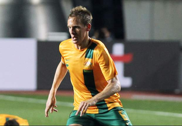 Michael Thwaite lays down Socceroos challenge for East Asian Cup qualifiers