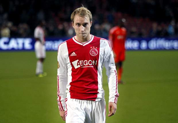 'If I could play for clubs like Manchester City and PSG – why not?' - Eriksen hints at Ajax exit