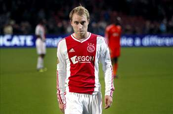 Eriksen open to summer departure from Ajax