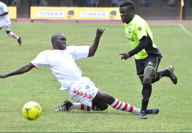 Stars coach Nandwa sends home Paul Were and Kevin Omondi for misconduct