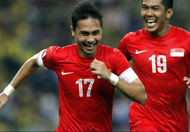 Nike Match Report: Singapura 4 - 3 Laos