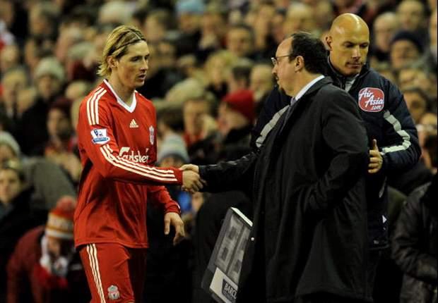 Pepe Reina Berharap Fernando Torres-Rafa Benitez Disambut Manis