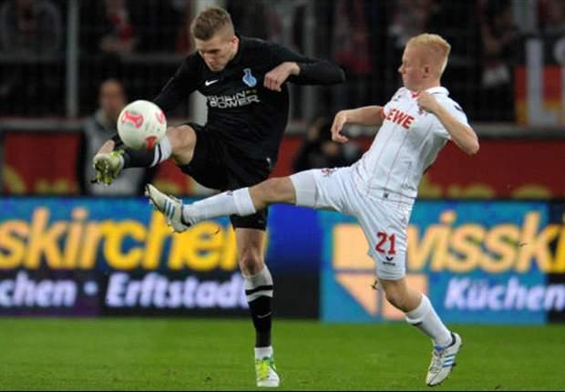 """1. FC Köln - Sascha Bigalke vor dem Wiedersehen mit Hertha: """"So eine Rotation ist nie verkehrt"""""""