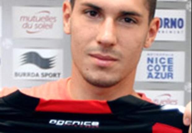 Ligue 1, OGCN - Pied blessé