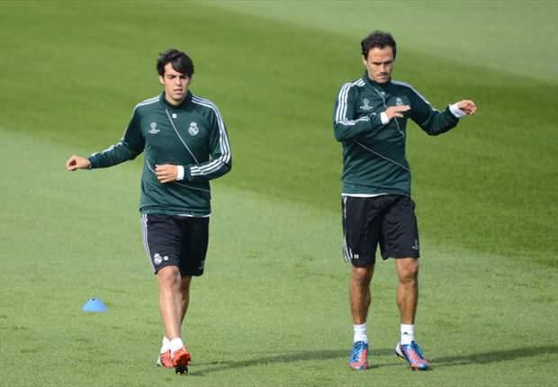 Carvalho lleva jugados más minutos que Kaká esta temporada