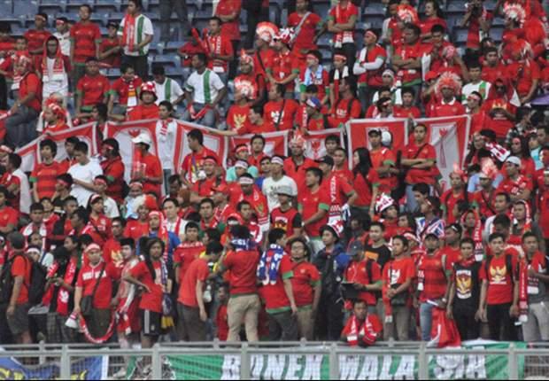 PSSI Minta Suporter Indonesia Tertib