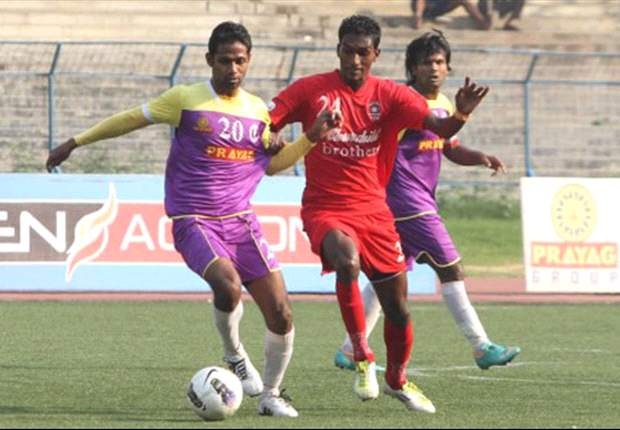 Prayag United SC 1-2 Churchill Brothers SC: Eelco Schattorie suffers his first loss