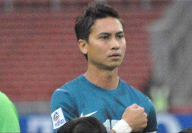 Shahril Ishak proud to earn his 100th cap