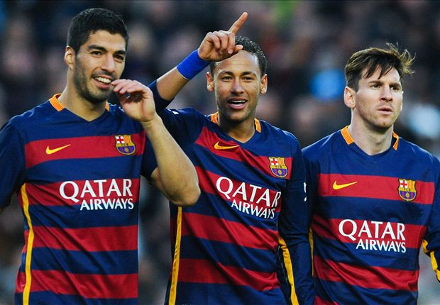 Wenger: Messi, Suarez Neymar's camaraderie is incredible
