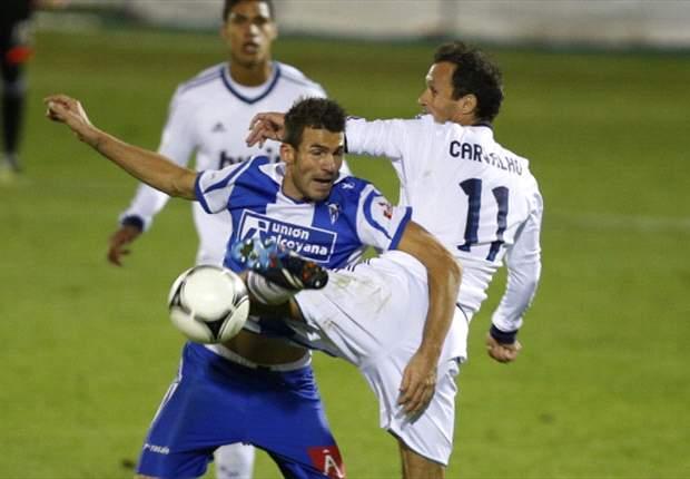 Osasuna-Real Madrid: Los blancos no dejan portería a cero