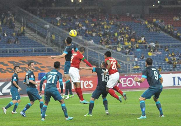 Match Facts: Indonesia 1-0 Singapura