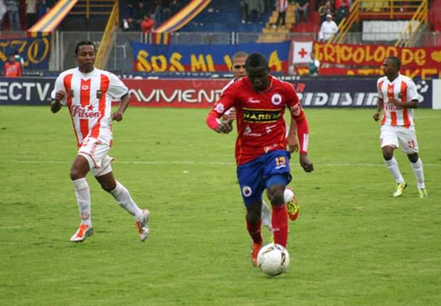 Pumas observa a dos colombianos: Víctor Zapata y Carmelo Valencia
