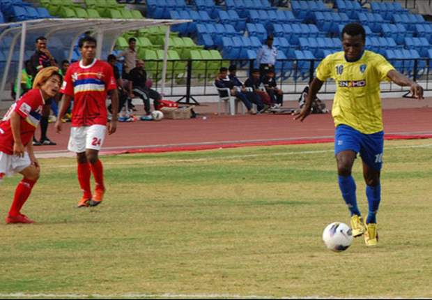 Mumbai FC 1-0 ONGC - Khalid Jamil's side edge past ten-men ONGC