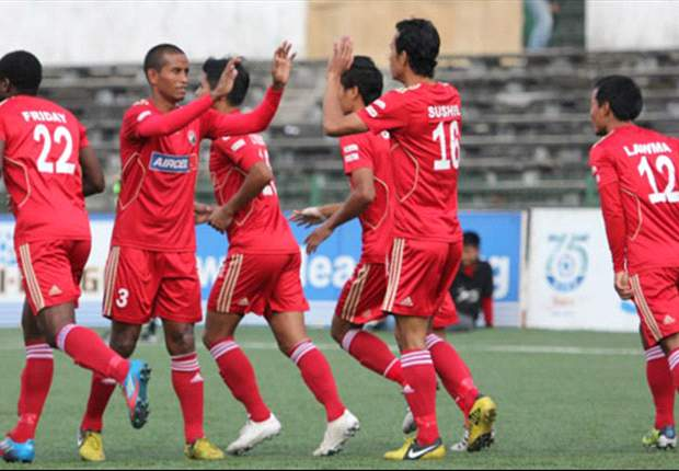 Shillong Lajong 3-1 Pailan Arrows: Bulpin plots a win over his former side