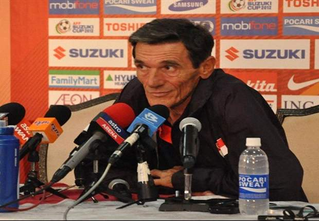 'I never judge individual players' - Raddy Avramovic on individual performances at the Suzuki Cup