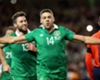 Walters out of Ireland-Belgium