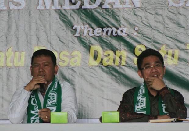 Benny Sihotang mundur sebagai ketua umum PSMS PT LPIS