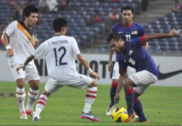 Match Facts: Laos 1-4 Malaysia