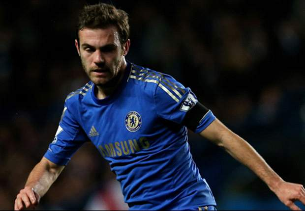TEAM NEWS: Mata on bench for Chelsea's Europa League clash against Basel