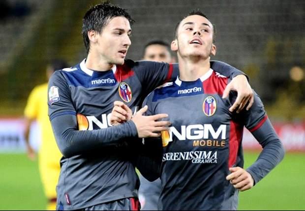 Coppa Italia, 4° turno - Bene l'Atalanta, Palermo e Chievo al tappeto. Ci sarà la Reggina per il Milan, il Bologna per il Napoli. Fiorentina qualificata