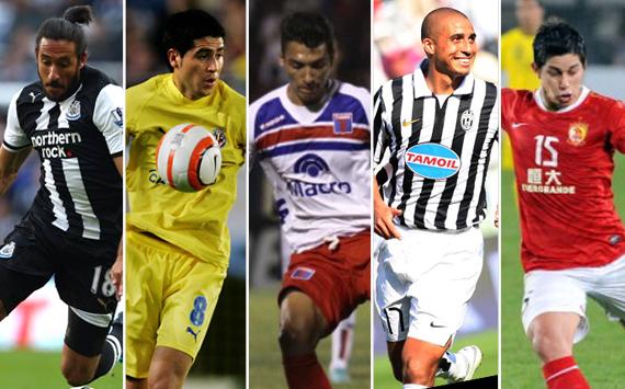 Top Mundial de equipos, del ascenso a las copas internacionales