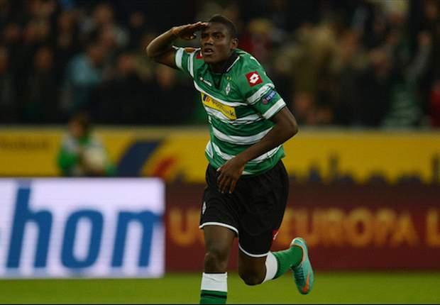 Borussia Mönchengladbach gegen Greuther Fürth auf internationaler Mission
