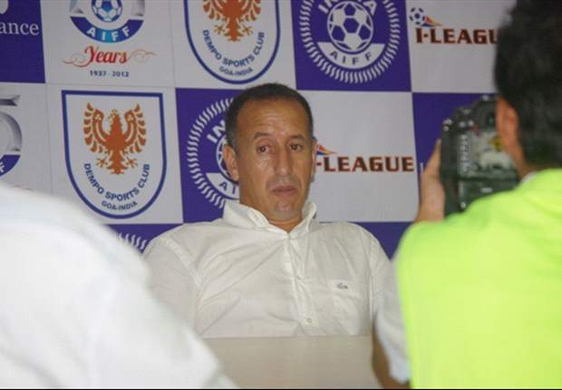 Bencherifa confident of a victory over Sporting Club de Goa