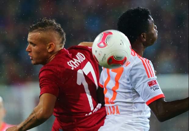 El Bayern recibe al colista con el objetivo de seguir arriba en la Bundesliga