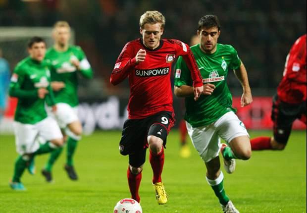 Werder Bremen 1 x 4 Bayer Leverkusen: Dia de mudança para a tabela da Bundesliga