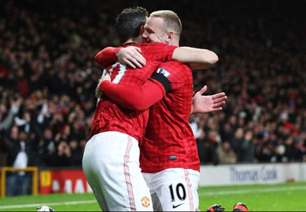 TEAM NEWS: Rooney and Van Persie start against Norwich as Giggs misses out on 1000th Manchester United appearance