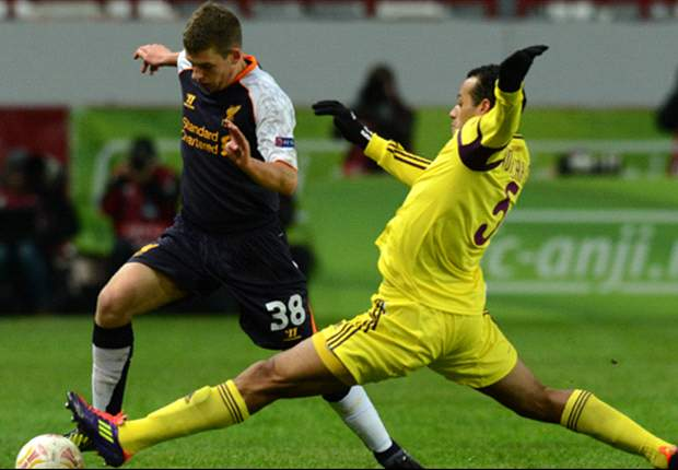 Liverpool 3-0 Dortmund: Coady & Morgan on target to keep NextGen qualification hopes alive
