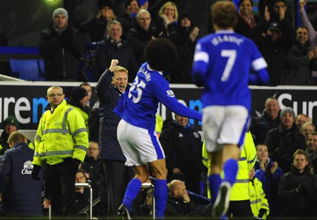 Laporan Pertandingan: Everton 1–1 Arsenal