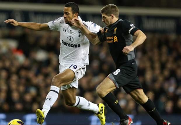 Tottenham-Liverpool 2-1: Lennon e Bale stendono i 'Reds', 'Spurs' in risalita