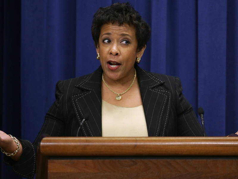 Eight Fifa officials have pleaded guilty, reveals Lynch