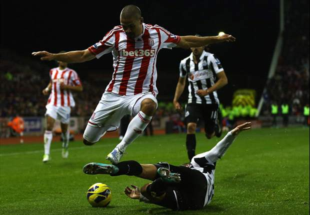 Stoke 2-1 Newcastle: Toon slump continues after late Jerome winner