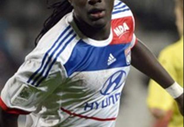 Gomis vows to stay at Lyon until end of the season