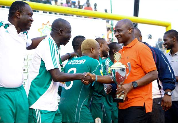 Copa Lagos: Super Sand Eagles resume camping December 1
