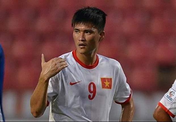 Sriwijaya FC Ditawari Striker Timnas Vietnam